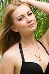 Ukrainian girl Juliya,26 years old with blue eyes and blonde hair.