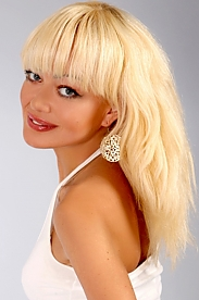 Ukrainian girl Natali,43 years old with grey eyes and blonde hair.