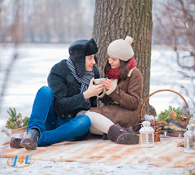 what are good date ideas during winter